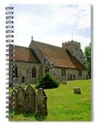 St George's Church At Arreton Spiral Notebook