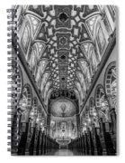 St Ignatius Loyola Church, Upper East Side New York Spiral Notebook