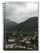 St. Jean Pied De Port Spiral Notebook
