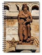 St. Jerome Spiral Notebook