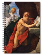 St Jerome Spiral Notebook