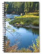 St. Joe River Spiral Notebook