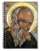 St John Spiral Notebook