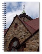 St John On The Point Spiral Notebook