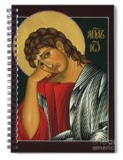 St. John The Apostle 037 Spiral Notebook