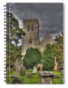 St John The Evangalist Stanmore Spiral Notebook