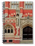 St. Johns College. Cambridge. Spiral Notebook