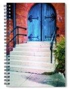 St. John's Door Spiral Notebook