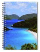 St. John's Paradise Spiral Notebook