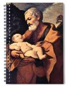 St Joseph Spiral Notebook