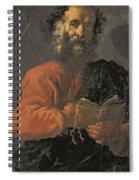 St Jude Thaddeus Spiral Notebook