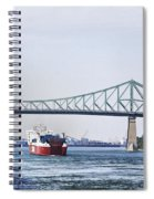 St Lawrence And Laronde Spiral Notebook