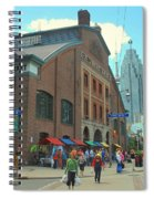 St Lawrence Market Spiral Notebook
