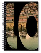 St. Louis 1859 Spiral Notebook