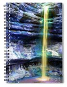 St. Louis Canyon Liquid Gold Spiral Notebook