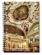 St. Louis Cathedral 2 Spiral Notebook