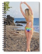 St Lucia Darcy 38 Spiral Notebook