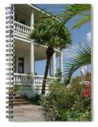 St Lucia Overlook Spiral Notebook