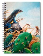 St. Lucia Whiptail Spiral Notebook