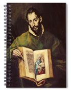 St Luke Spiral Notebook
