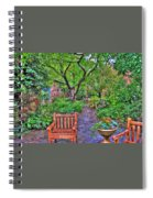 St. Luke Garden Sanctuary Spiral Notebook