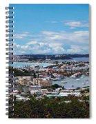 St. Maarten Landscape Spiral Notebook