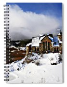 St. Malo Chapel Spiral Notebook
