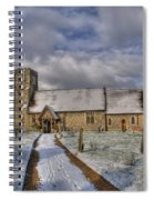 St Margarets Church Ridge Hertfordshire Spiral Notebook