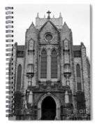 St Mary's Cathedral Memphis Tn Spiral Notebook