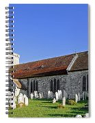 St Mary's Church - Brading Spiral Notebook