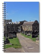 St Mary's Church - Whitby Spiral Notebook