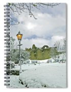 St Mary's Churchyard - Tutbury Spiral Notebook