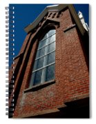St. Mary's In The Mountains Catholic Church Spiral Notebook
