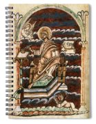 St. Matthew, 10th Century Spiral Notebook