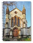 St Michael And St George R.c Church - Lyme Regis Spiral Notebook
