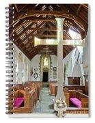 St Mylor Altar Cross Spiral Notebook