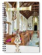 St Mylor Cross Reflections Spiral Notebook