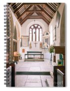 St Mylor South Aisle Chapel. Spiral Notebook