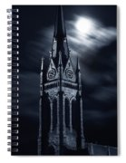 St Nicholas Church Wilkes Barre Pennsylvania Spiral Notebook