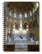 St. Nicholas Of Tolentine Church - IIi Spiral Notebook