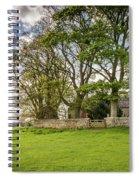 St Oswald's Church Heavenfield Spiral Notebook