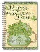 St. Patrick-jp3192-a Spiral Notebook