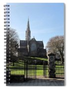 St. Patrick's Cathedral, Trim Spiral Notebook