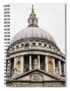 St Paul Cathedral Dome Spiral Notebook