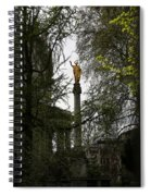 St. Pauls Cathedral 2 Spiral Notebook