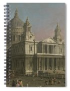 St. Paul's Cathedral Spiral Notebook