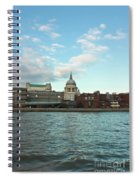 St Paul's Cathedral London Spiral Notebook