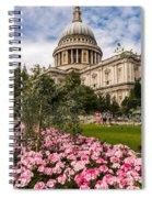 St Pauls Summer Spiral Notebook
