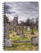 St Peter And St Paul Headcorn Spiral Notebook