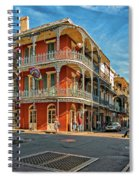 St Peter St New Orleans Spiral Notebook